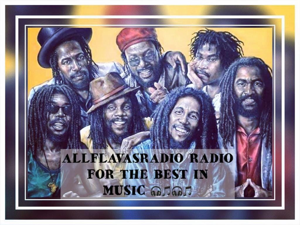 All Flavas Radio Mix Show
